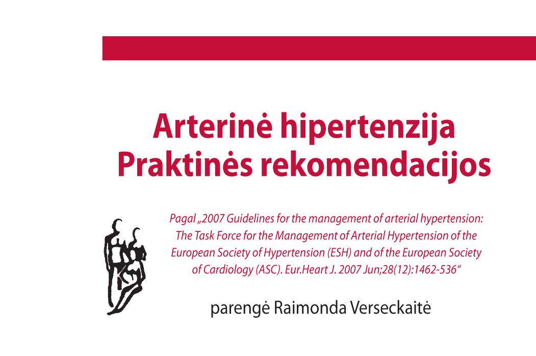 hipertenzija nuo hiper